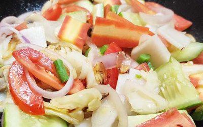 Salad Recipe: मशरूम मिक्स वेज सलाद बनाने की आसान विधि